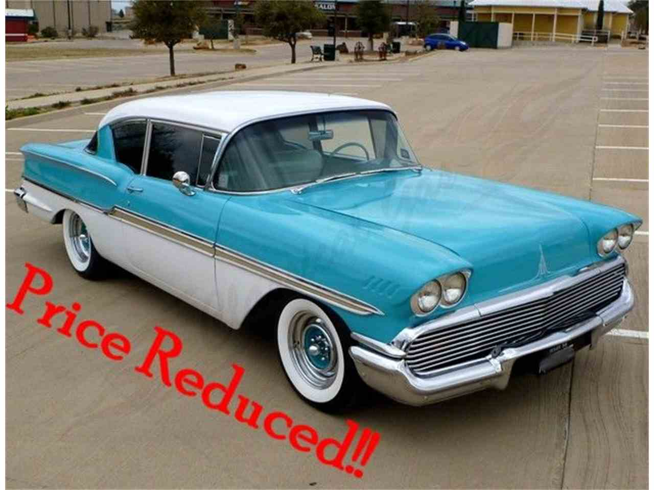 Large Picture of '58 BISCAYNE HARDTOP - GMO3