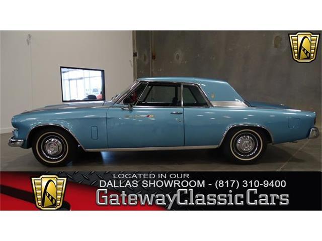 1963 Studebaker Gran Turismo | 775929