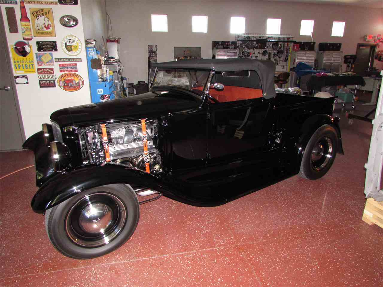 1930 ford roadster for sale cc 776040. Black Bedroom Furniture Sets. Home Design Ideas