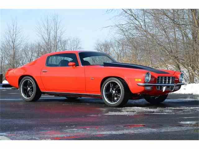 1972 Chevrolet Camaro Z28 | 776043