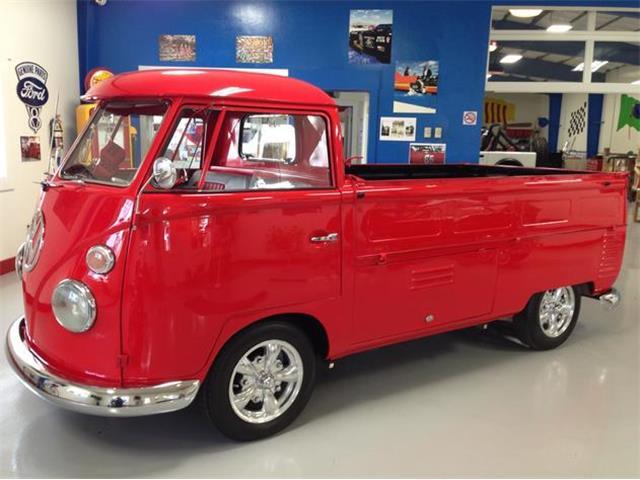 1962 Volkswagen Transporter | 776044
