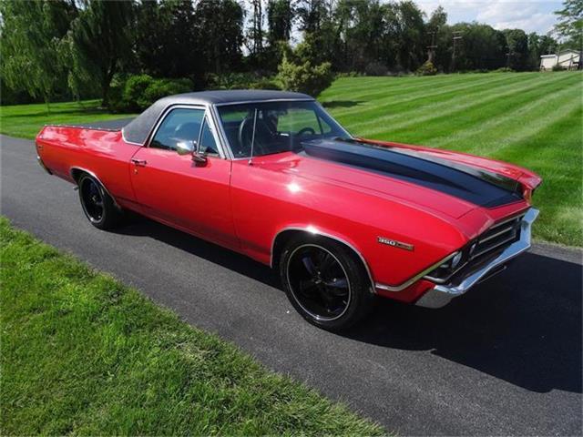 1969 Chevrolet El Camino | 776047