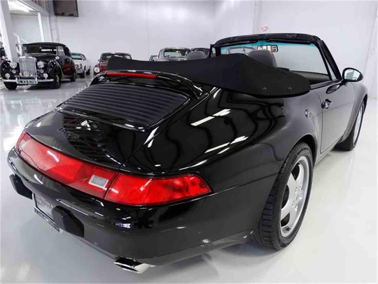 1998 porsche 911 carrera for sale cc. Black Bedroom Furniture Sets. Home Design Ideas