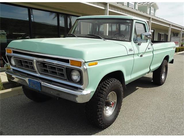 1977 Ford F250 | 776060