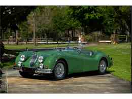 1955 Jaguar XK140 for Sale - CC-770607