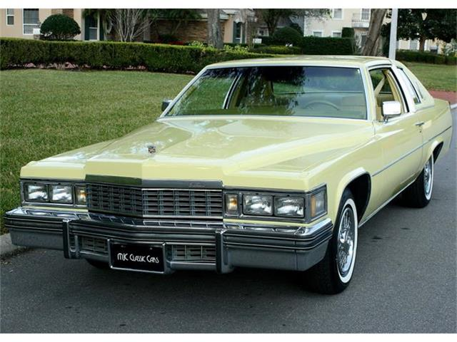 1977 Cadillac Coupe DeVille | 776081