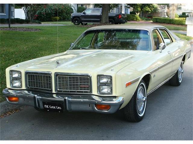 1978 Dodge Monaco | 776085