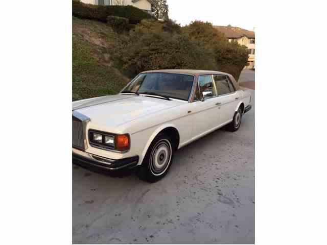 1988 Rolls-Royce Silver Spur | 776091