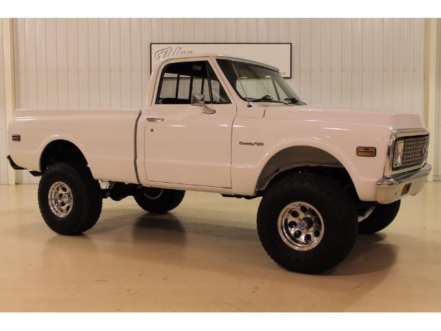 1972 Chevrolet 1500 | 776138