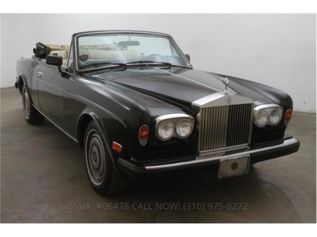 1988 Rolls-Royce Corniche | 776167