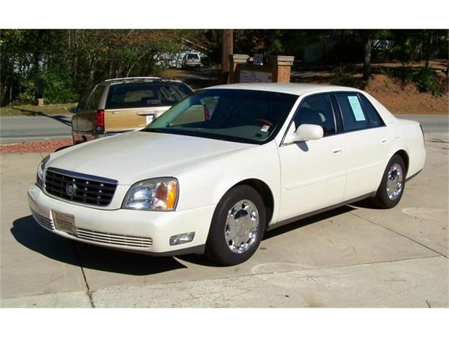 2000 Cadillac DeVille | 776193