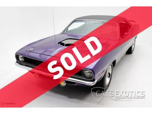 1970 Plymouth Barracuda | 776214