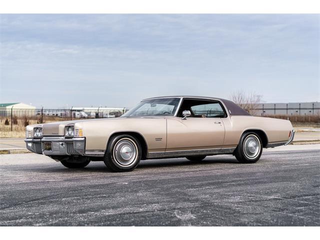1971 Oldsmobile Toronado | 776224