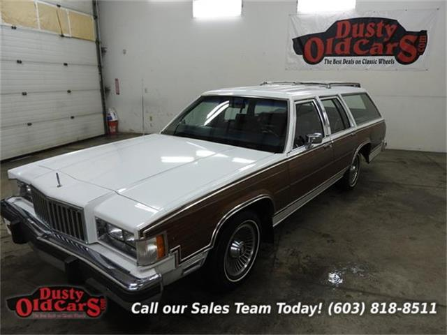 1986 Mercury Grand Marquis | 776229