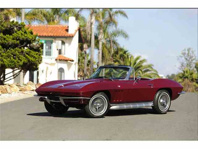 1966 Chevrolet Corvette Stingray | 770626