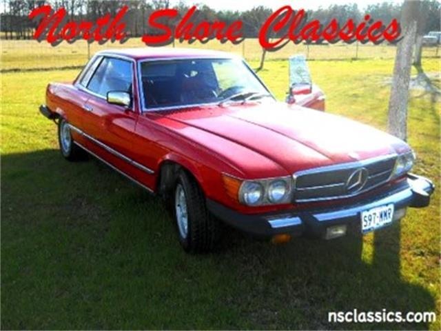 1978 Mercedes-Benz 450SLC | 776282