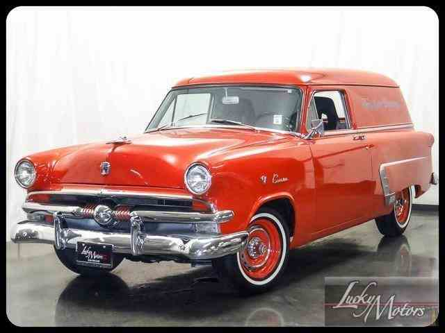 1953 Ford Courier | 770629