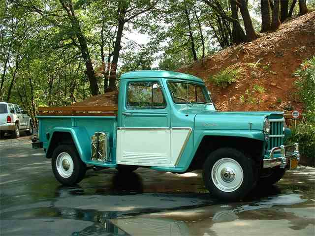 1962 Willys Pickup | 776387