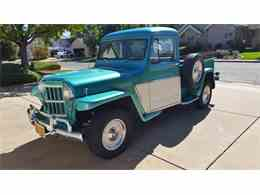 1962 Willys Pickup for Sale - CC-776387