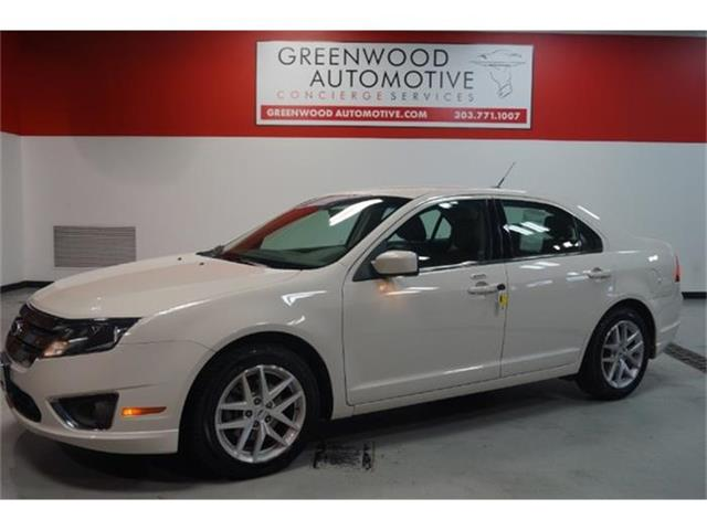 2012 Ford Fusion   776411