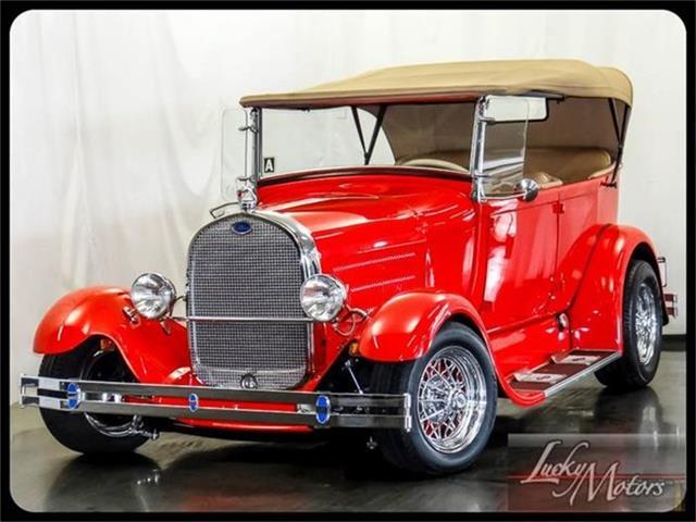1929 Ford Phaeton | 770642