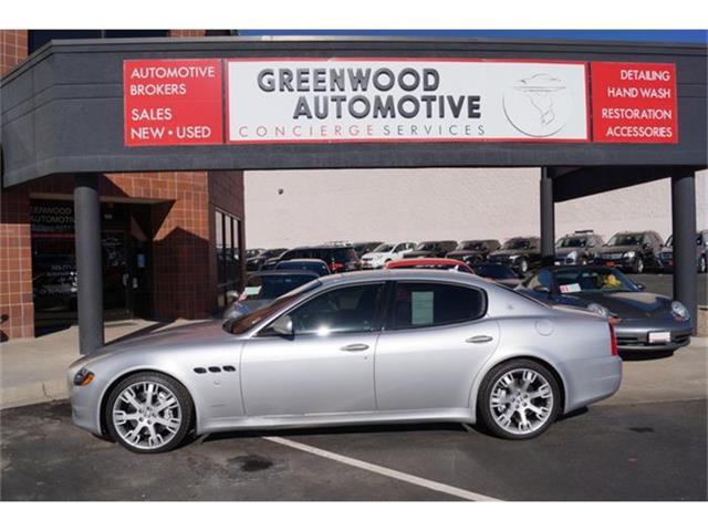 2011 Maserati Quattroporte | 776427