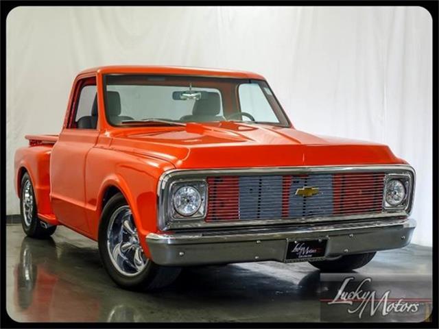 1970 Chevrolet C10 | 770646