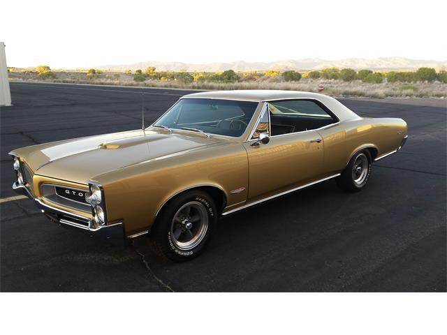 1966 Pontiac GTO | 776472