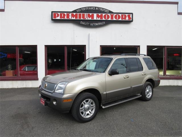 2003 Mercury Mountaineer | 776477