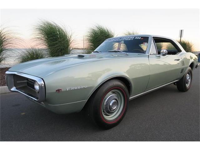 1967 Pontiac Firebird | 776485