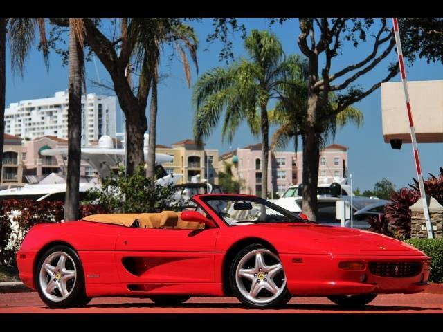 1998 Ferrari F355Spider 6 Speed Manual Transmission | 776512