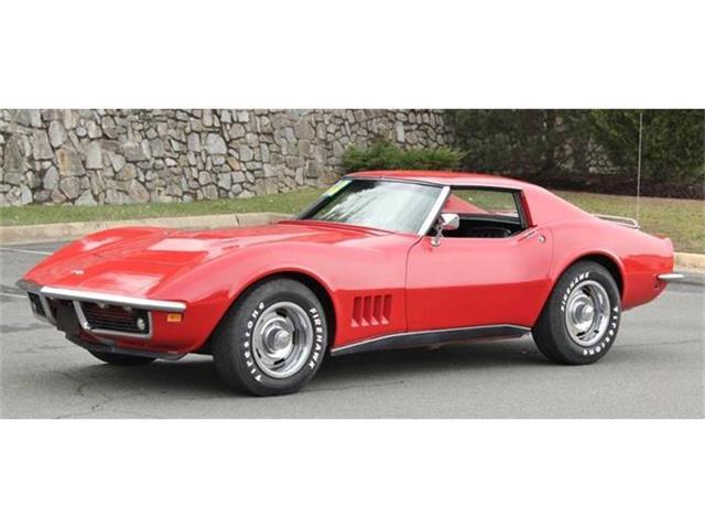 1968 Chevrolet Corvette | 776520