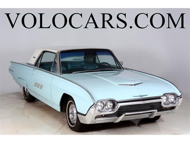 1963 Ford Thunderbird | 776556