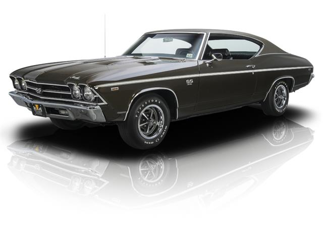 1969 Chevrolet Chevelle SS | 776574