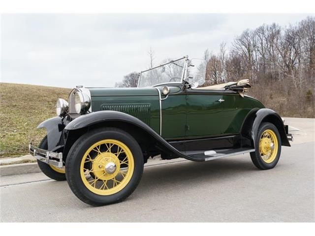 1931 Ford Model A | 776577