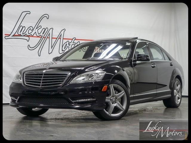 2010 Mercedes-Benz S-Class | 776589