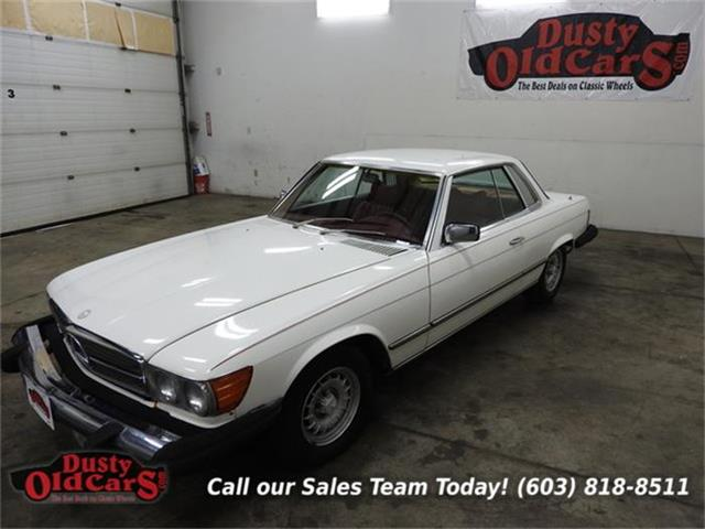 1979 Mercedes-Benz SLC | 776613