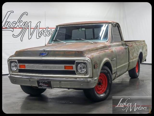 1969 Chevrolet C10 | 770664