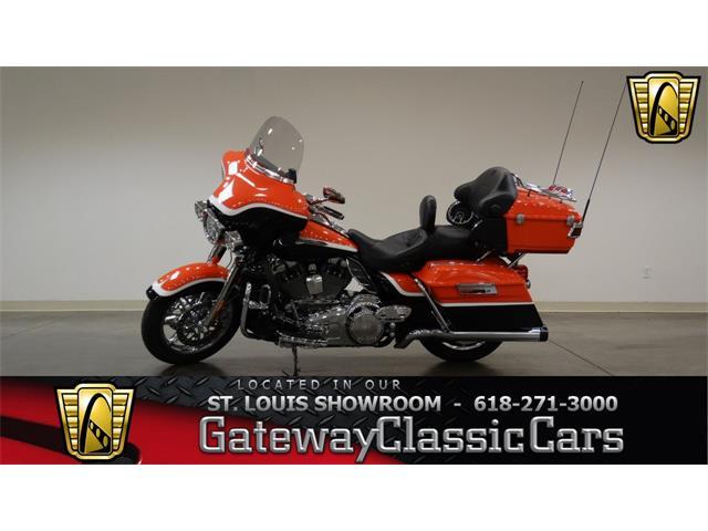 2012 Harley-Davidson FLHTCUSE   776655