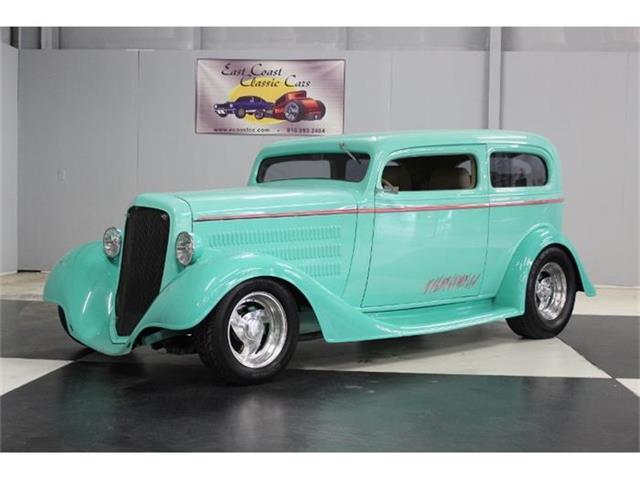 1934 Chevrolet 2-Dr Sedan | 776720