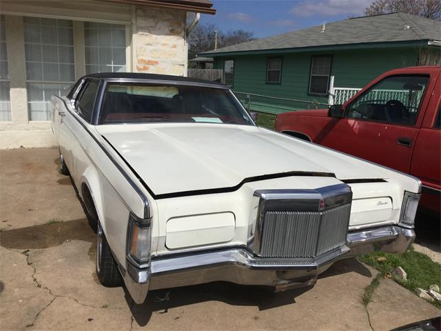 1970 Lincoln Continental Mark III | 776728