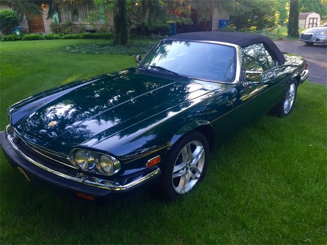 1991 Jaguar XJSC | 776750