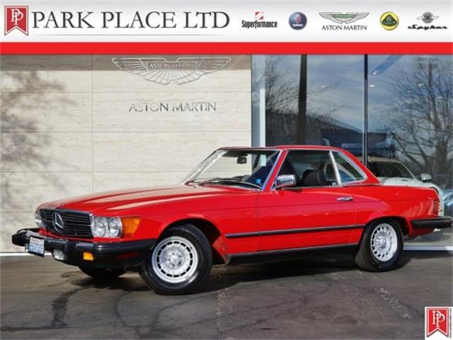 1983 Mercedes-Benz 380SL | 776769