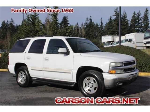2004 Chevrolet Tahoe   776835
