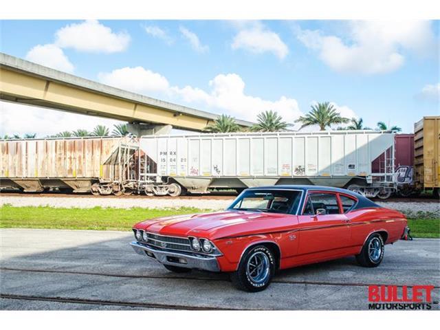1969 Chevrolet Chevelle SS | 770685
