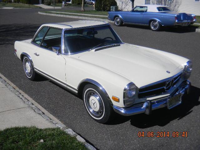1968 Mercedes-Benz 280SL | 776890