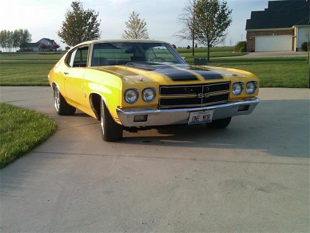 1970 Chevrolet Chevelle | 776894