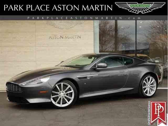 2016 Aston Martin DB9 | 776901