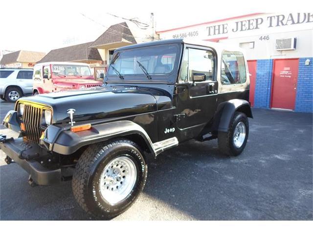 1987 Jeep Wrangler | 776945