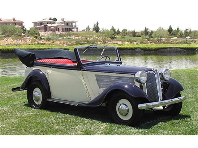 1936 BMW 319 | 776949